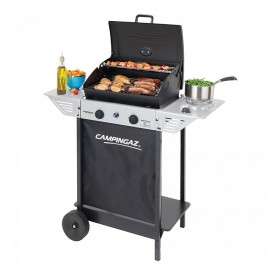 Barbecue a Gas BBQ Sistema Roccia Lavica Xpert 100 LS+ Rocky Campingaz