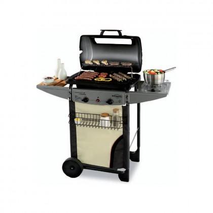 """Barbecue gas a pietra lavica """"expert deluxe""""  campingaz"""