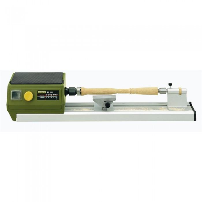 Proxxon 27020 micro tornio x legno 220v for Tornio usato 220 volt
