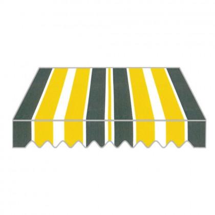 Tenda da sole a caduta avvolgibile per balcone CM.200X250 TESS.P3002