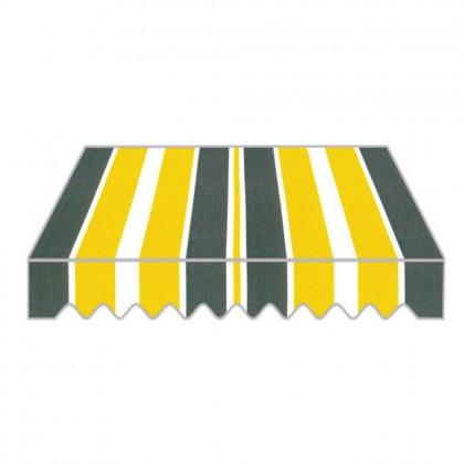 Tenda da sole con bracci retrattili CM.295X250 TESS.P3002